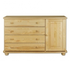Commode KD148 Wooden chests of drawers