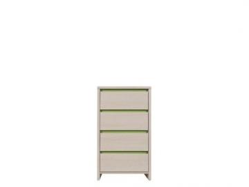 Komoda KOM4S/50 Furniture collection numlock