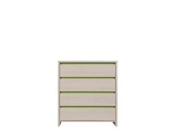 Komoda KOM4S/80 Furniture collection numlock
