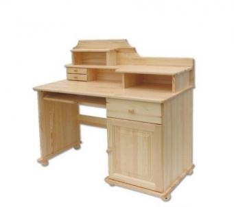 Kompiuterio stalas BR112 Wooden computer desk