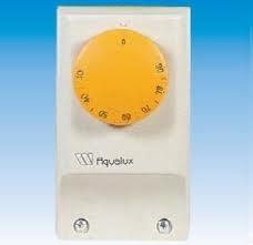 Kontaktinis termostatas TC 100 AN Apkures sistēmu pārvaldību