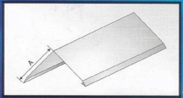 Kraigas 110x110 mm (poliuretanas)