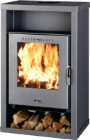 Oven Thorma HORBY | pilkas Fireplace, sauna stoves