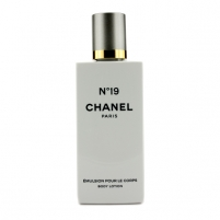 Body lotion Chanel No. 19 Body lotion 200ml Body creams, lotions