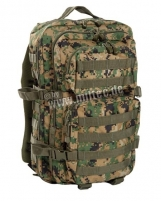 Kuprinė US ASSAULT PACK LG 36L DIGITAL Woodland Tactical backpacks