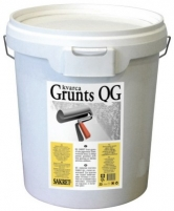 Kvarcinis primer su baltu pigmentu QG 1,5 kg