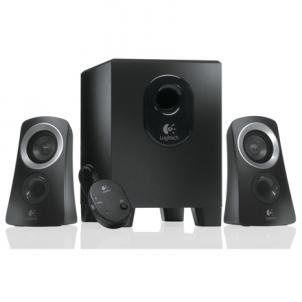 LOGITECH SPEAKER SYSTEM Z313 Speakers