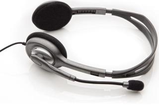 LOGITECH STEREO HEADSET H110 Ausinės ir mikrofonai