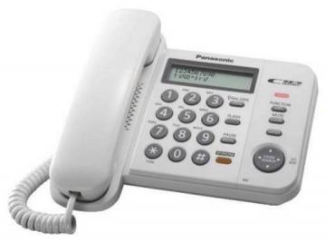 Laidinis telefonas PANASONIC KX-TS580FXW Laidiniai telefonai
