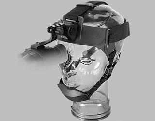 Laikiklis NVMT Comapact naktinio matymo žiuironui Yukon Optinių prietaisų aksesuarai
