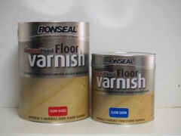 Lakas grindims parketinėms, p.matinis 2,5 lit bukas Diamond Hard Floor Varnish