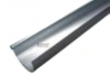 Latakas apvalus 2m 125 mm (cinkuotas) Gutters