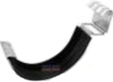 Latako jungtis su tarpine apvali 150 mm (cinkuota)
