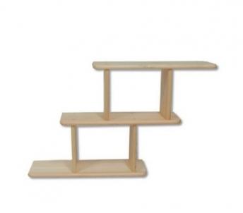 Lentynėlė PK105 Wooden shelves