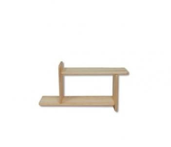 Lentynėlė PK106 Wooden shelves