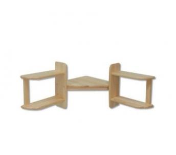 Lentynėlė PK131 Wooden shelves