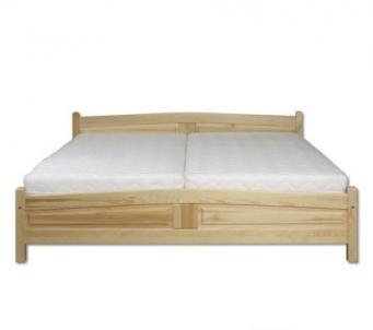 Lova LK104-S140 Medinės miegamojo lovos