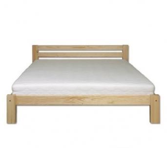 Lova LK105-S160 Medinės miegamojo lovos