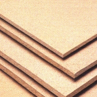Particle board 2650x2070x12 (5,4855 m²) Wood chipboards (particle board)