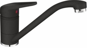 Maišytuvas FRANKE BAT 750 Juoda Virtuvės plautuvių maišytuvai