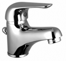 Maišytuvas praustuvo S-LINE su ventiliu Faucets vanities
