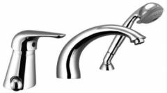 Maišytuvas vonios S-LINE 3 dalių Bathroom faucets