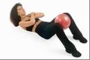 Mankštos kamuolys 'Softgym' Masažo priemonės