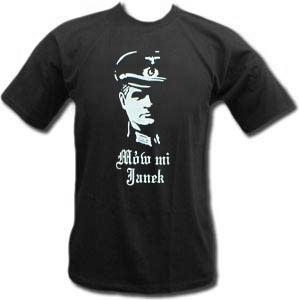Marškinėliai Hans Kloss