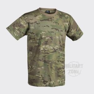 Marškinėliai Multicam Helikon CamoGrom