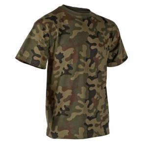 Marškinėliai PL woodland pantera Tactical shirts, vests