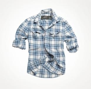 Marškiniai Surplus WOODCUTTER NAVY
