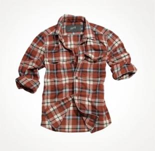 Marškiniai Surplus WOODCUTTER RED
