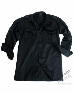 Marškiniai su antpečiais Mil-Tec