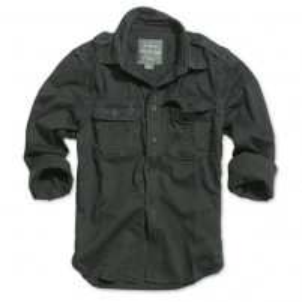 Marškiniai su antpečiais Surplus RAW Vintage