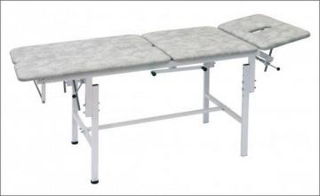 Masažo stalas 4-ių dalių