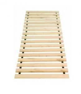 Medinės grotelės 100x200 MIegamojo lovų grotelės