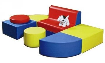 Minkštas baldų komplektas MANO GEOMETRIJA Sofos, sofos-lovos