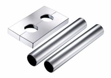 Montavimo apdaila VHX 50 mm chromas Heating systems management
