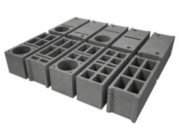 Mūro blokeliai HAUS S6 Betono blokeliai