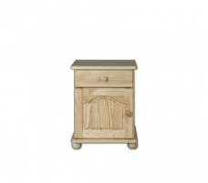Naktinė spintelė SN104 Solid wood cabinets of night