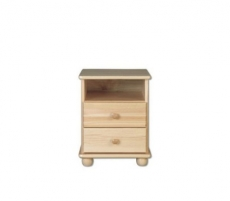 Naktinė spintelė SN105 Solid wood cabinets of night