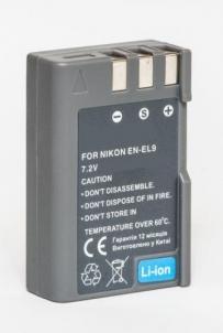 Nikon, baterija EN-EL9 Camera chargers/batteries