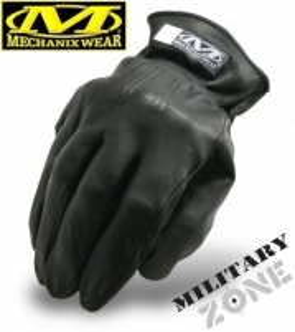 Odinės vairuotojų pirštinės Mechanix Wear Drivers Glove Tactical gloves