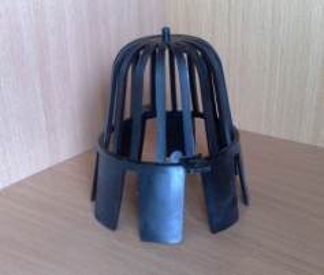 PLASTMO Sietelis nuolajai (Nr.10) 75 mm Latakų nuolajos