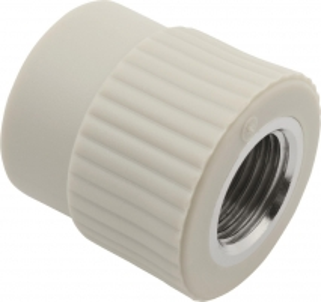 PPR lituojama mova, d 32-1'', vidus Instalplast couplings