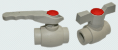 PPR lituojamas rutulinis ventilis, d 32