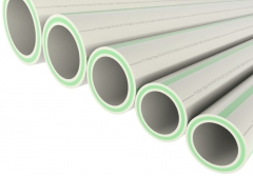 PPR lituojamas vamzdis FASER, d 25x4.2mm, PN20 Instalplast tubes