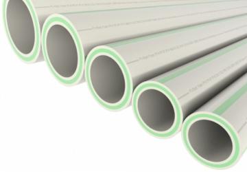 PPR lituojamas vamzdis FASER, d 63x10.5mm, PN20 Instalplast tubes