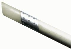 PPR lituojamas vamzdis STABI, d 63x9.3mm, PN20 Instalplast caurules