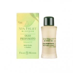 Parfumuotas aliejus Frais Monde Green apple ambra Cosmetic 10ml Kvepalai moterims